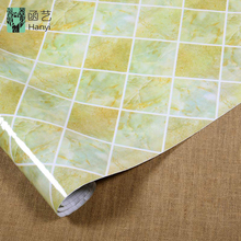 Best selling Economic good price PVC marble wallpaper waterproof and oilproof decorative foil self adhesive film