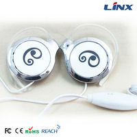 cheap ear drops earphones with mic