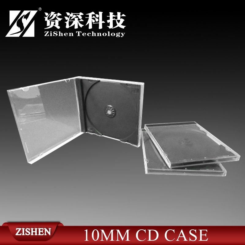 10.4Mm Single Jewel Cd Case