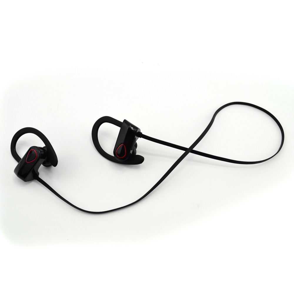 The New Bluetooth Earmuffs Stereo Bluetooth Headset RU9 Ear Plugs Bluetooth Ear Cap