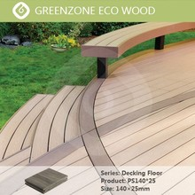 outdoor flooring easy installation wpc hardwood timber decking