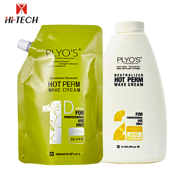 Anti Frizz Hair Perm Lotion Brands permanent straightening Damage Resistance Hair Perm