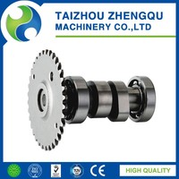 High Performance Motorcycle Camshaft For Gy6-50 Made In China