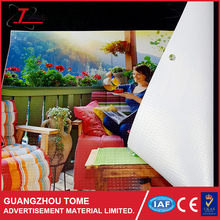 Solvent Printing Pvc Flex Banner Roll Price Pvc Coated Fronlit