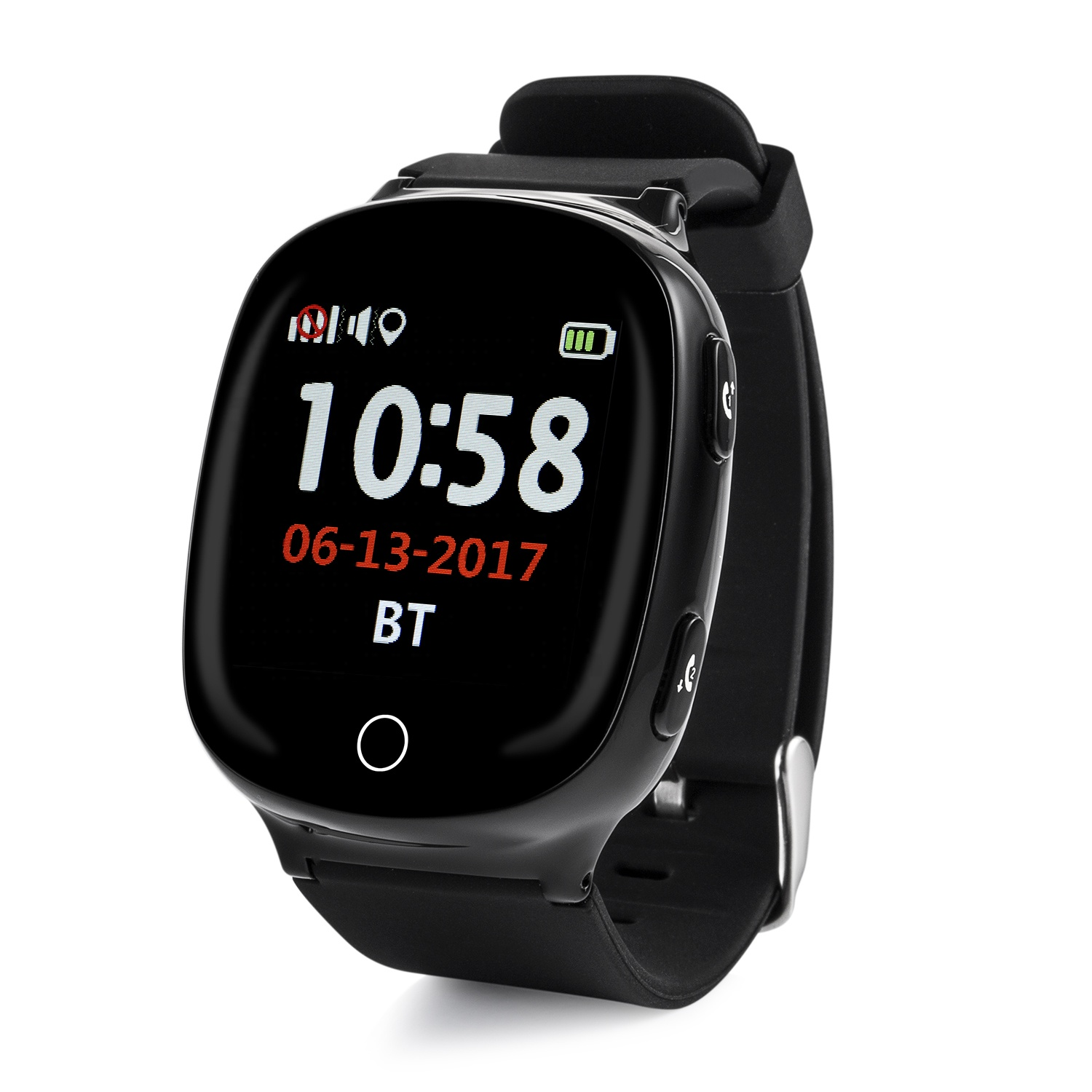 Wonlex Factory OEM <strong>D100</strong> Smart Tracking WIFI Locator Elderly GPS Watch <strong>Phone</strong>