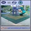 Environmently Friendly Rubber Tiles Outdoor Playground