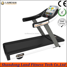 Commercial safe california fitness equipment/gym running machine/exercise running machine