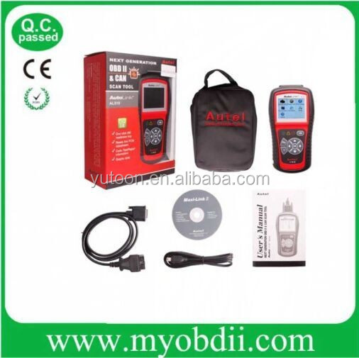 2015 new Autel MaxiCheck Airbag/ABS SRS Light Service Reset Tool Update Online free shipping