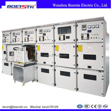 KYN28A - 12 10KV 11KV 12KV MV Indoor AC Metal Clad Withdrawable Electrical Cubicle Switchgear Panel / Power Distribution Cabinet
