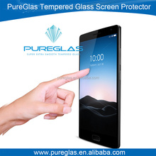 2015 China accessories for phones, 9h asahi glass screen protector for One plus two screen guard