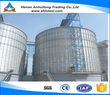 Used Assembly Grain Storage Steel Silo Cost