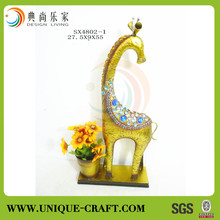 High quality beautiful deer flower plant pot for interior decor