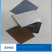 high quality sbs modified bitumen/asphalt roofing waterproof felt