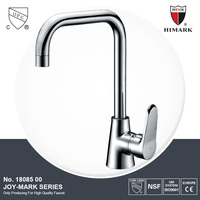 Single handle UPC 61-9 nsf bamboo kitchen faucet