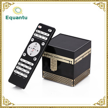 Quran karim mp3 mini azan clock player islamic mp3 songs mini bluetooth quran speaker SQ109