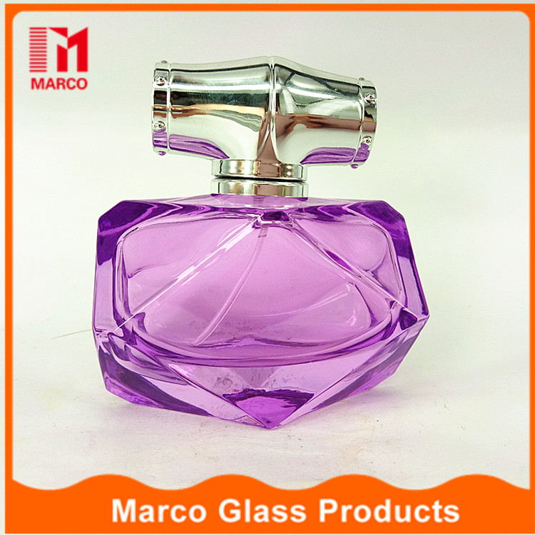 brand Bamboo perfume glass bottle manufacturer