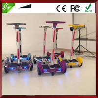 Factory Bluetooth 8 Inch 2 Wheel E Balance Scooter