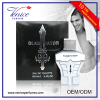 100ml Gladiator and musculine perfume for Men