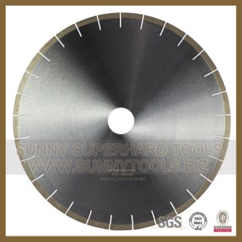 Sharp and fast cutting Diamond Saw Blade for Cutting Marble (SY-JP-002)