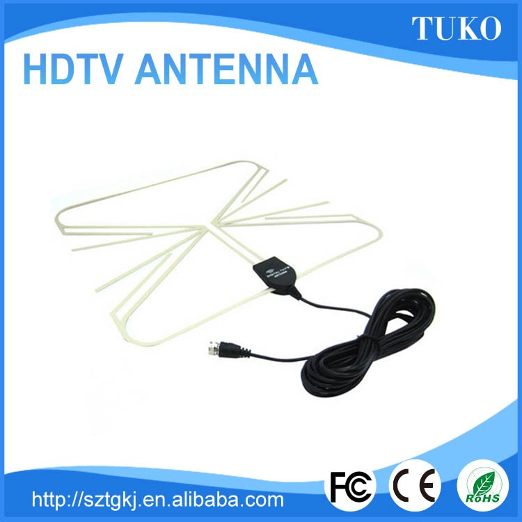 Anti jamming Frequency Range car tv antenna installation