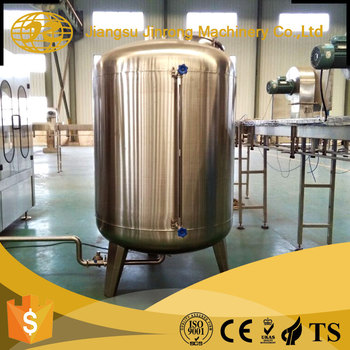 Specially stand design high quality stainless steel water storage tank