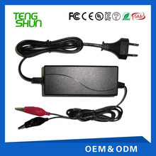 TengShun universal 25.2v 1a lithium ion battery charger for 6s electric balance scooter