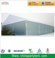 aluminium profile structural tents big outdoor canopy storage warehouse