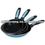 large household fry pan