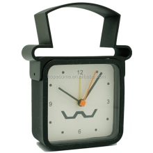 (S9198H)Chaplin design funny desk clock wholesale