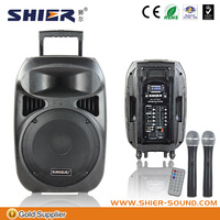 Buy HTY-8-120 6ohm 80w Best Active PA Speakers, Stage Speaker in ...