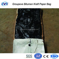 Kraft Paper Asphalt 40G Kraft Paper Bag for Oxidized Bitumen Or Blown Bitumen