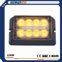 High power ECE R65 approved LED car warning light