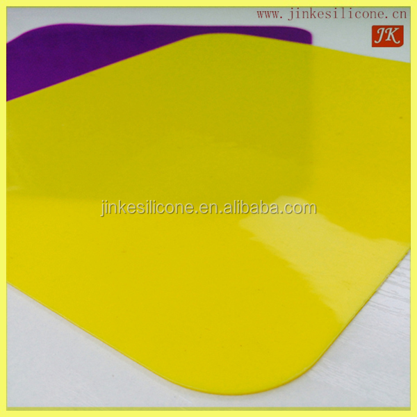2014 JK-18-107 Fashion soft Silicone mouse pads Hot selling,new design self-adhesive mouse pad