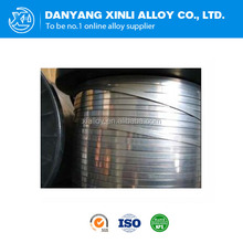 Free sample China Manufacturer ferro alloy OCr23Al5 flat electrical wiring