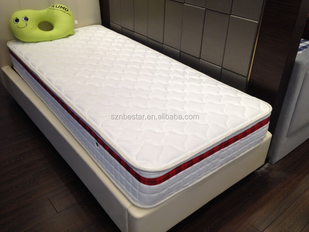 Best quality non-toxic baby crib mattress/pocket spring baby mattress