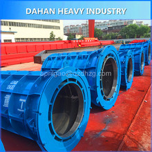 CE passed reinforced concrete cement pipes moulds for drain pipes for sales