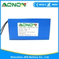 Rechargeable Battery Pack 10Ah 48v Lithium ion Battery