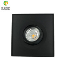 warm dim quality led cob surface downlight 0-100% dimming fast to install and wiring design for Europe