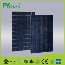 FYsolar Polycrystalline 245 watt 30v solar modules solar panel price