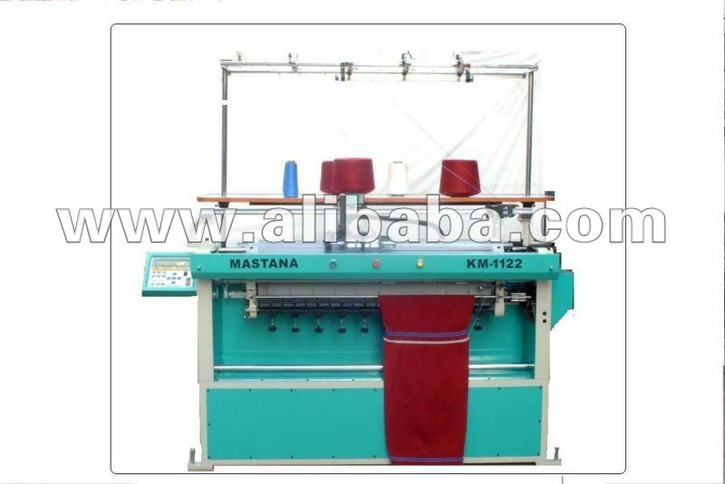 Fully Computerized Sweater Flat Knitting Machine