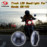 2016 best product DOT Approved LED High/Low Beam Front Headlight For Honda Motorcycle CB1000