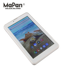 Ultra-thin android tablet phone 7 inch dual core with 1024*600, gps, wifi android