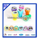 promotional animal seal concrete stamp for kids