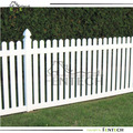 2014 Hot PVC Picket Fence direct manufacturer, high quality pvc fence