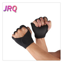 Gym Gloves Elastic Neoprene Plam Hand Gloves Brace / Fitness Brace Weightlifting Gloves For Man And Woman