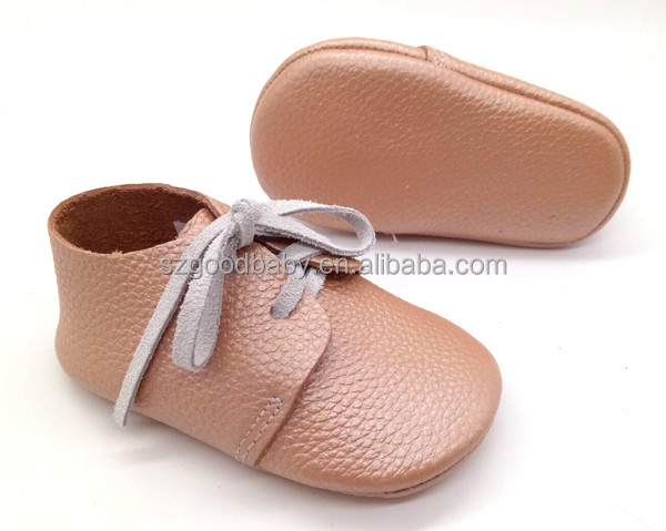 in bulk shoelace handmade slippers booties rose gold italian leather baby oxford shoes