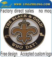 Custom black hard enamel masonic car emblem,freemason , american car badge