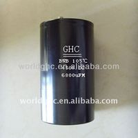 non polar electrolytic capacitor 500UF or 1000UF 220V