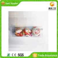 Xmas Promotion Gift Custom Clear Christmas Plastic Baubles