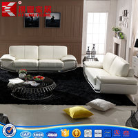 100% top grain leather sofa set